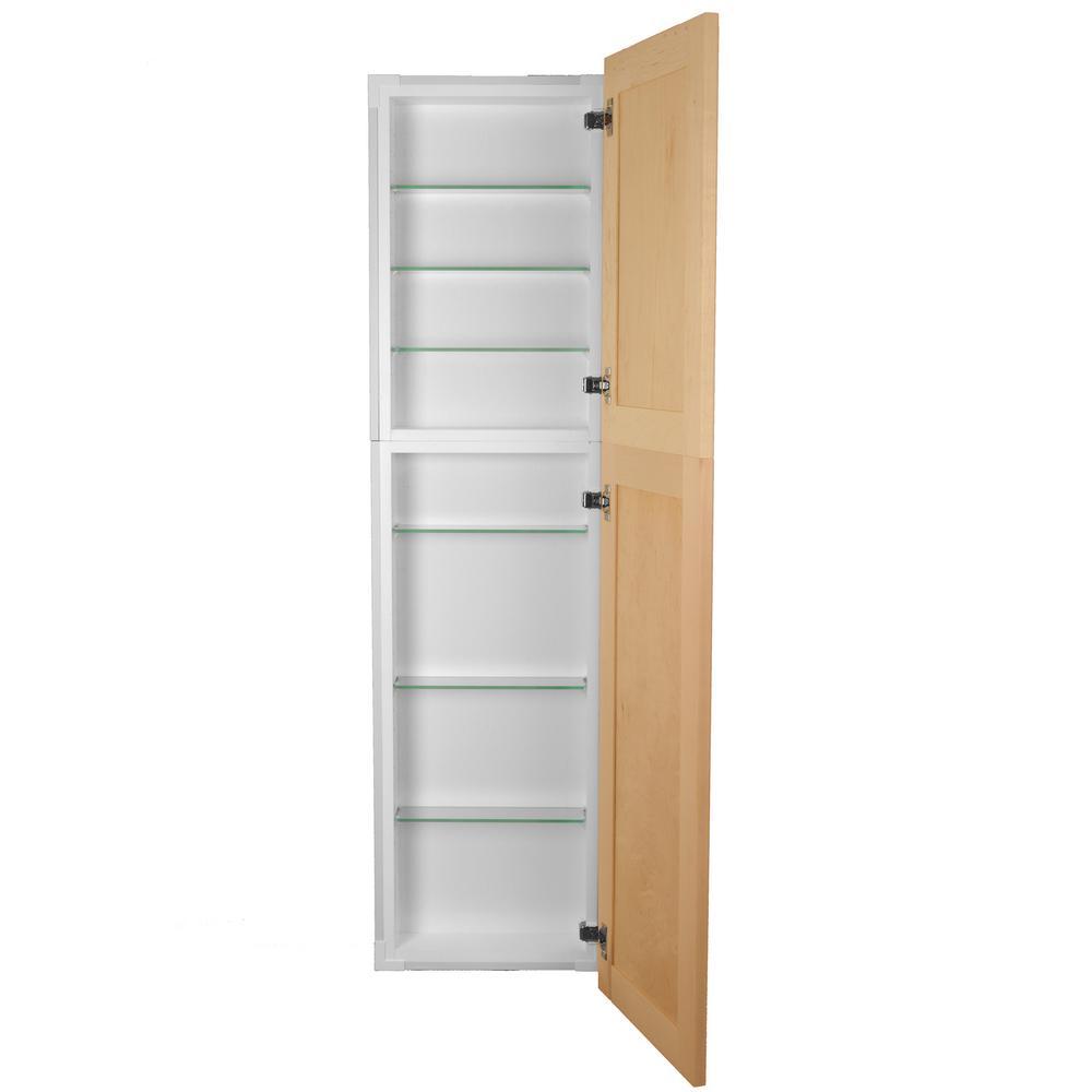 Frameless Recessed Medicine Cabinet