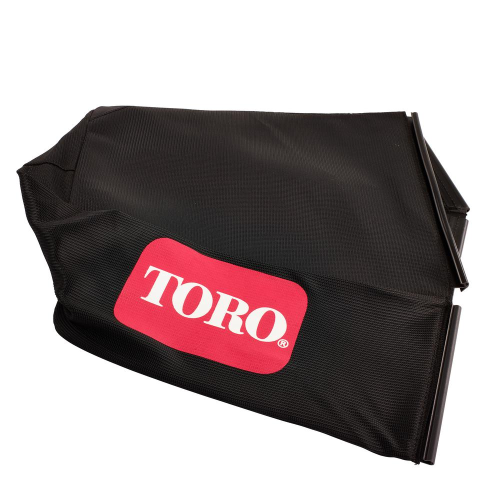 Toro Timemaster 30 In Lawn Mower Fabric Replacement Bag