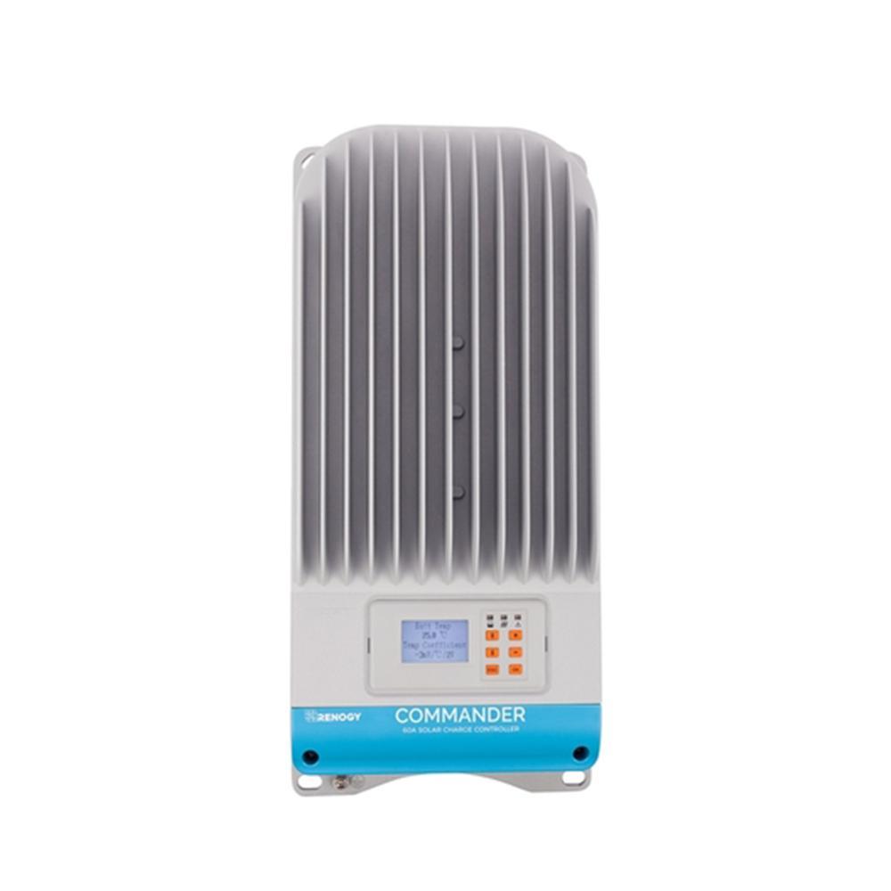 60 Amp Commander MPPT Solar Charge Controller