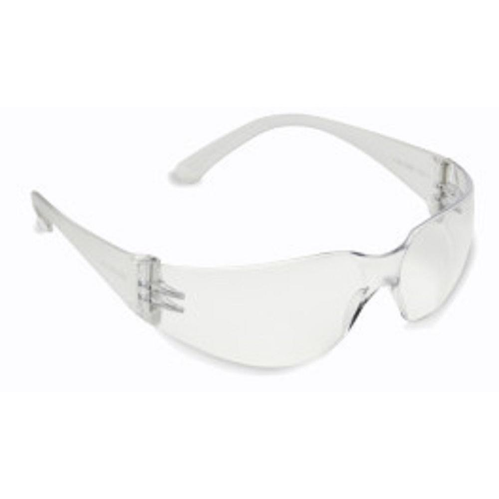 Cordova Bulldog Clear Safety Eyewear (6-Pair DIY Pack)