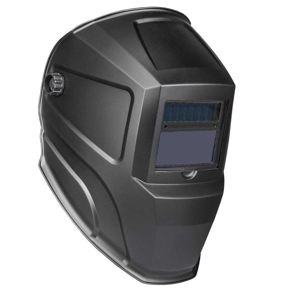 Forney Black Matte ADF Welding Helmet (1-Each)