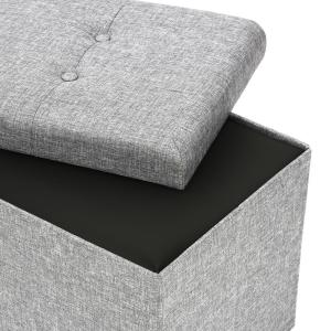 Superb Poly And Bark Korman Rectangular Storage Ottoman Hd 363 Gry Forskolin Free Trial Chair Design Images Forskolin Free Trialorg