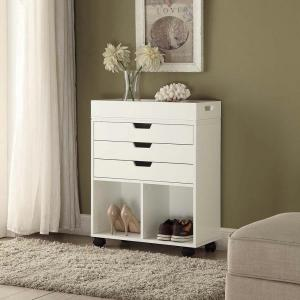 Home Decorators Collection Painted White Storage Furniture Deals