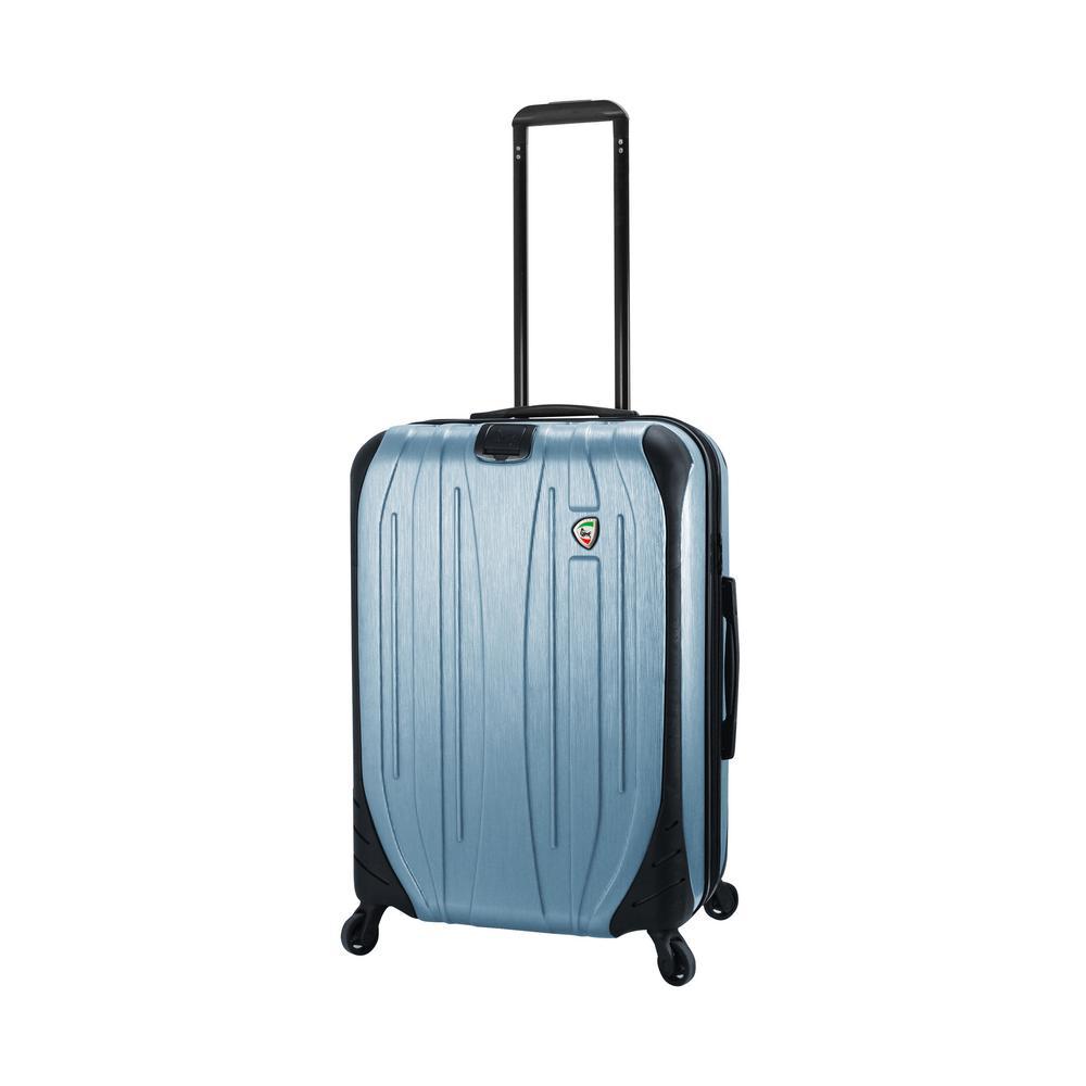 Ferro 24 in. Slate Hardside Suitcase