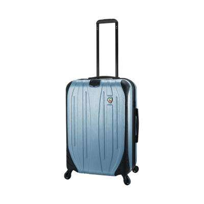 Ferro 24 in. Slate Hardside Suitcase