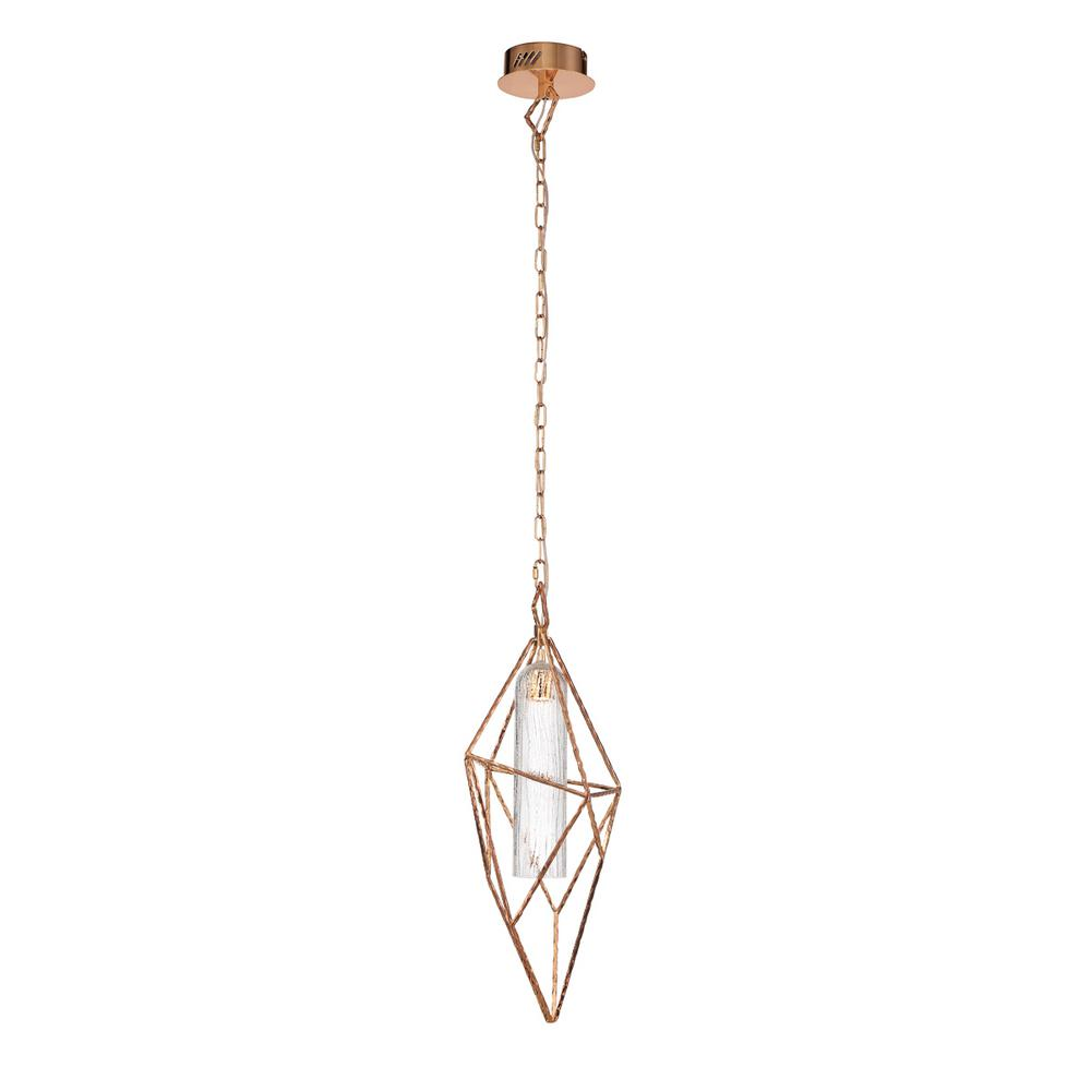 Eurofase Verdino 5-Watt Gold Integrated LED Pendant