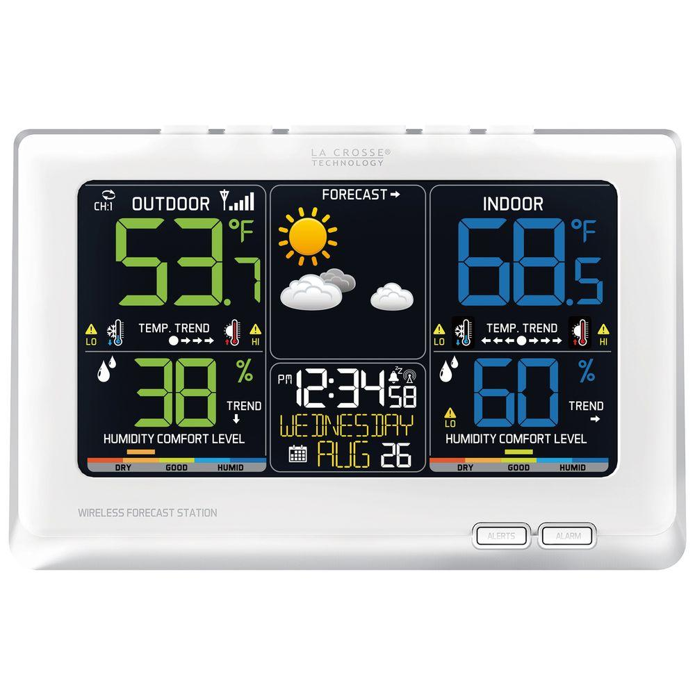 Thermometers & Weather Stations - Outdoor Decor - The Home Depot