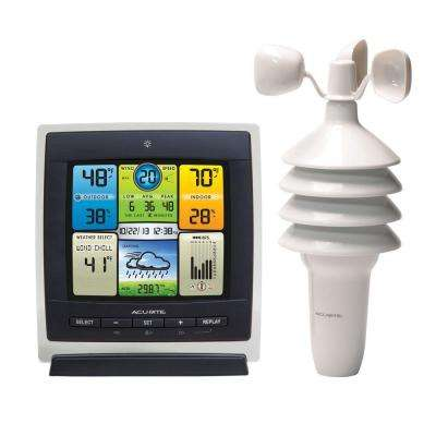 Weather Center 3-in-1 Color Display
