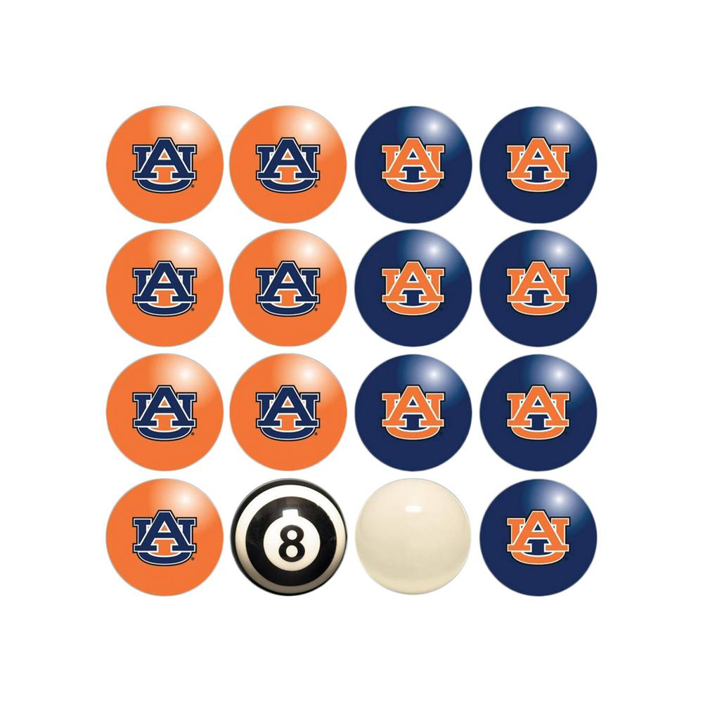 Imperial Auburn University Home Versus Away Billiard Ball...