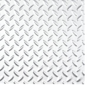 +6. Fasade Diamond Plate ...  sc 1 st  The Home Depot & Fasade Diamond Plate 96 in. W x 48 in. H x 0.013 in. D Decorative ...