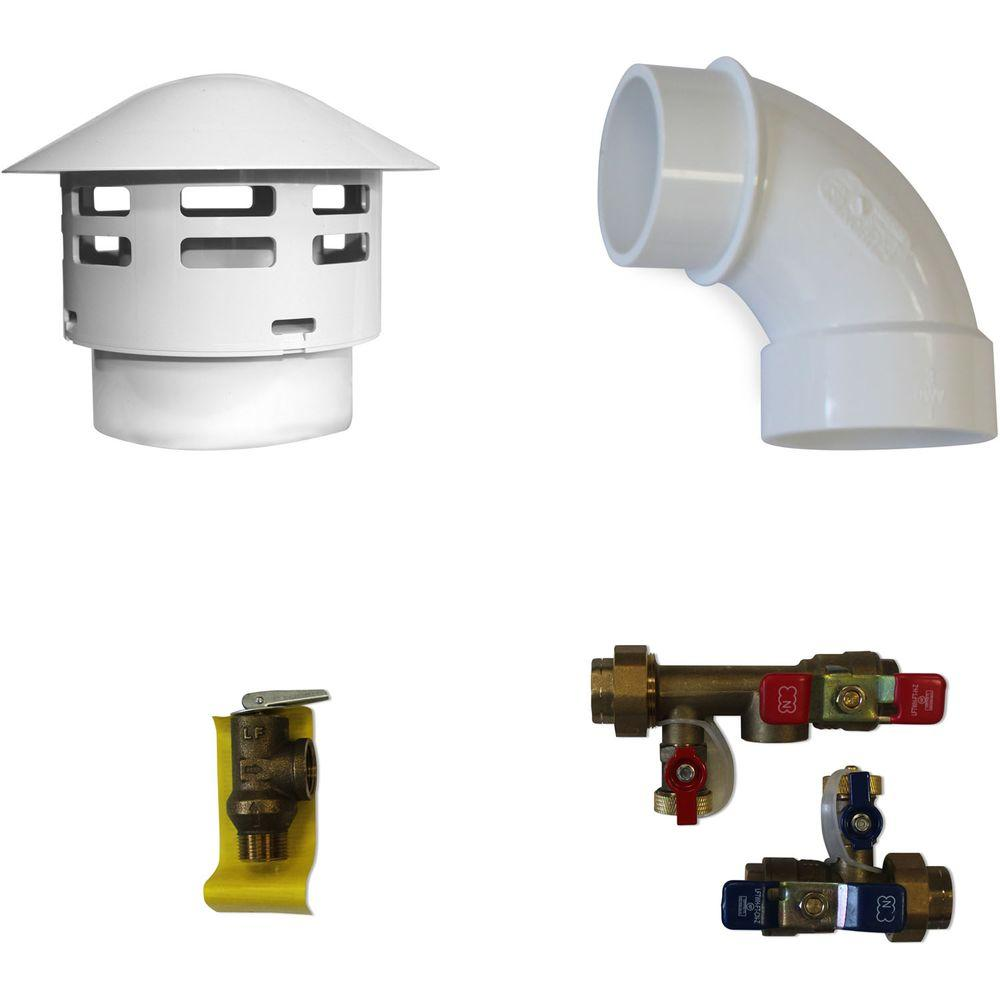 Electrolux Vertical Installation Kit