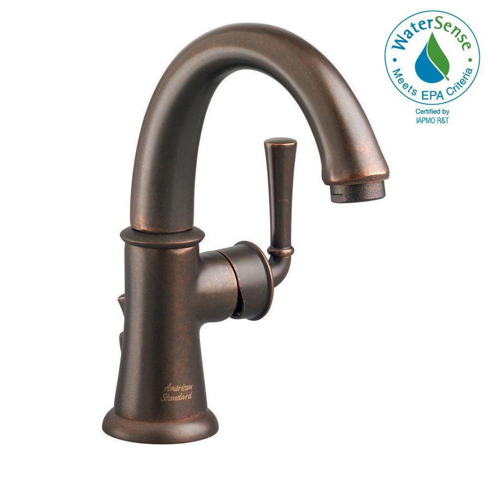 KOHLER Georgeson Single Hole Single Handle Water-Saving Bathroom ...