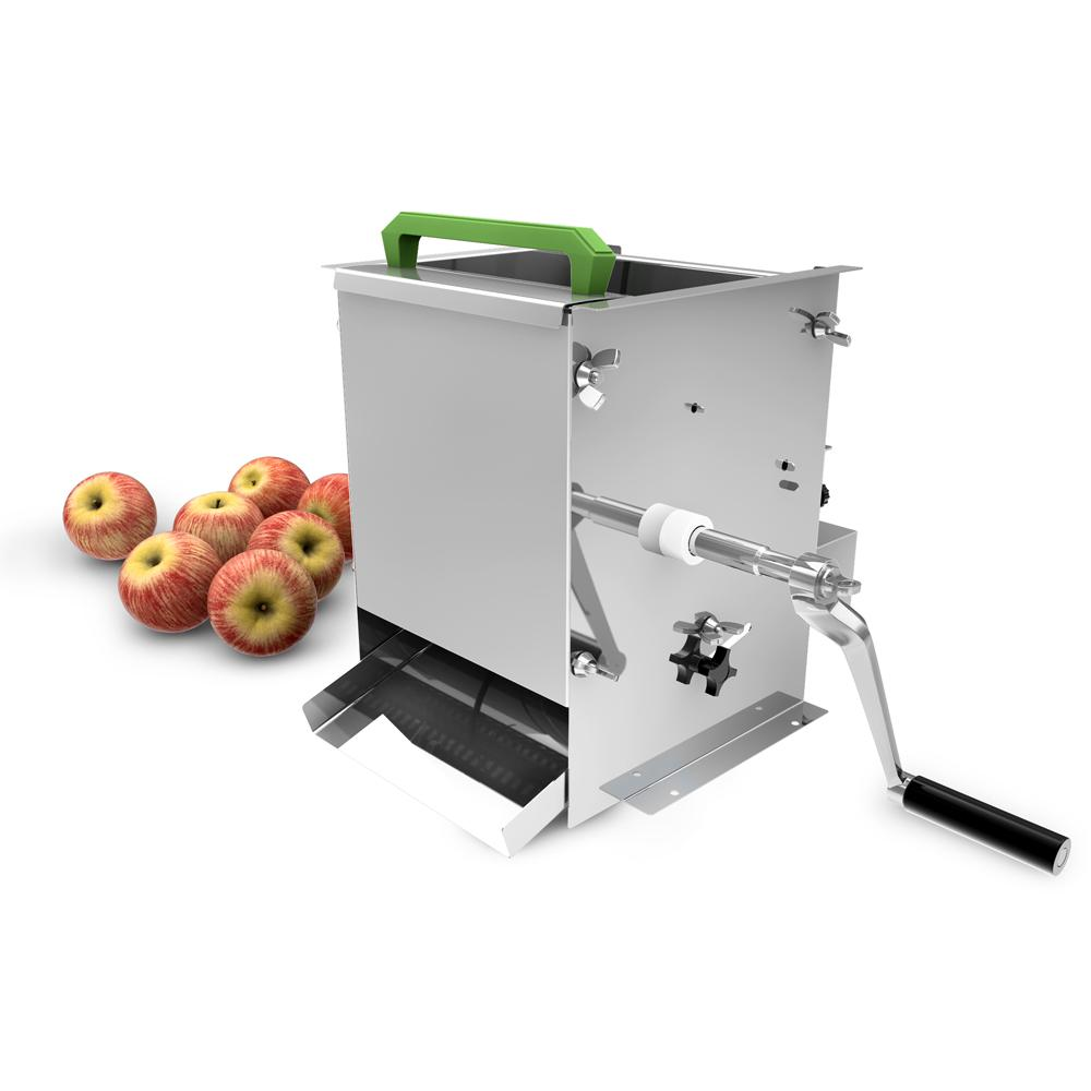 TSM Products TSM Stainless Steel Apple Crusher-34130 - The Home Depot