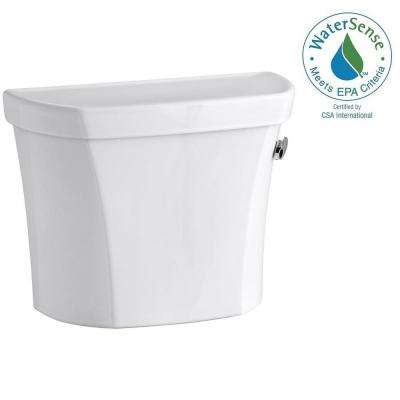 Wellworth 1.6 GPF Single Flush Toilet Tank Only in White