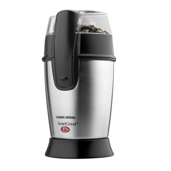 BLACK+DECKER Pulse Control Coffee Grinder CBG100S