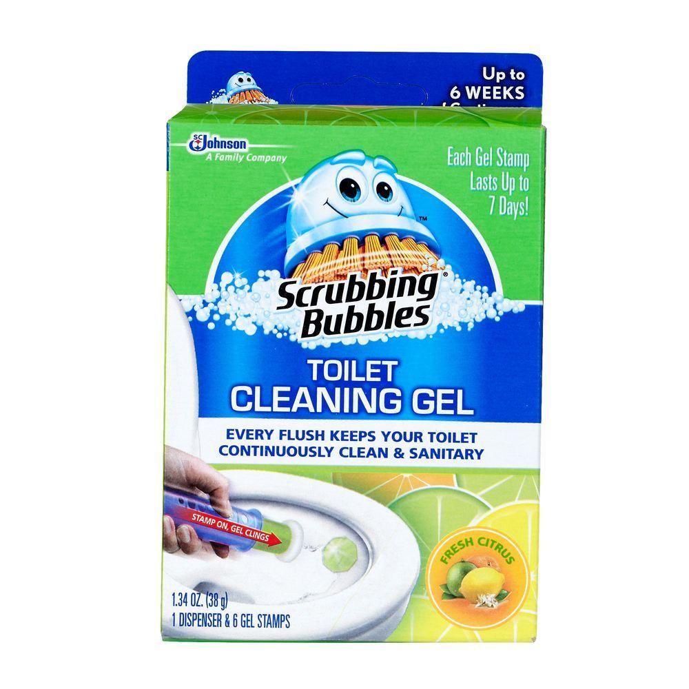 1.34 oz. Toilet Cleaning Gel Fresh Citrus