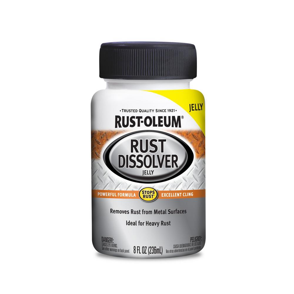 Rust-Oleum 8 oz  Rust Dissolver Jelly
