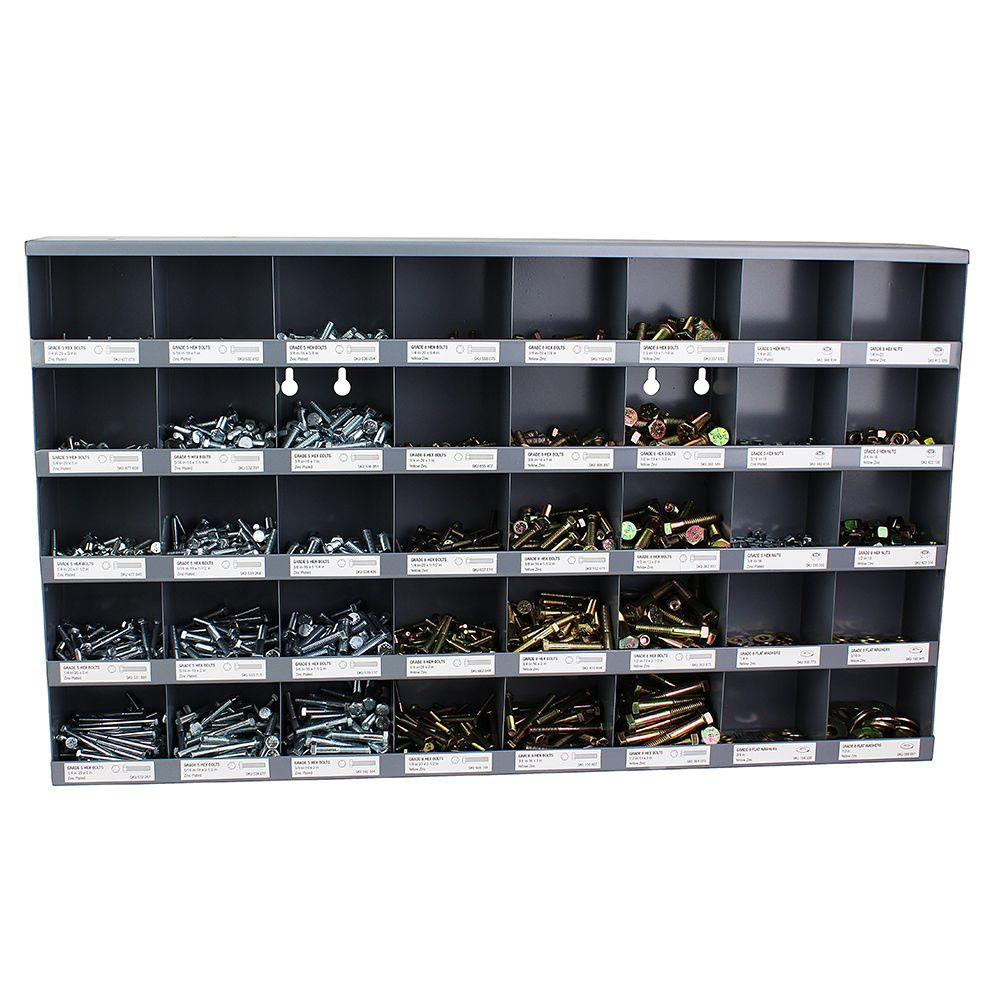 Grade 5 and 8 Contractor Cabinet Kit (2100-Piece)