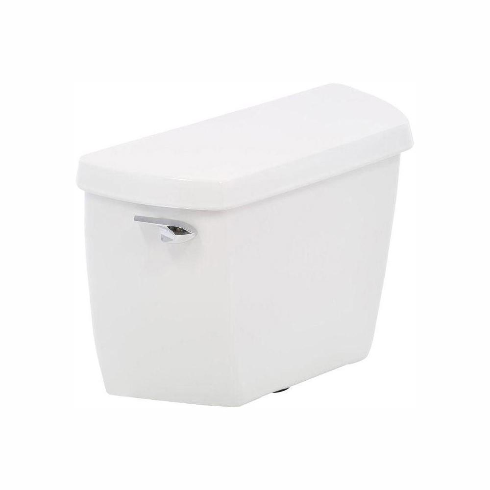 KOHLER Wellworth Classic 1.28 GPF Single Flush Toilet Tank Only with Class Five Flushing Technology in White