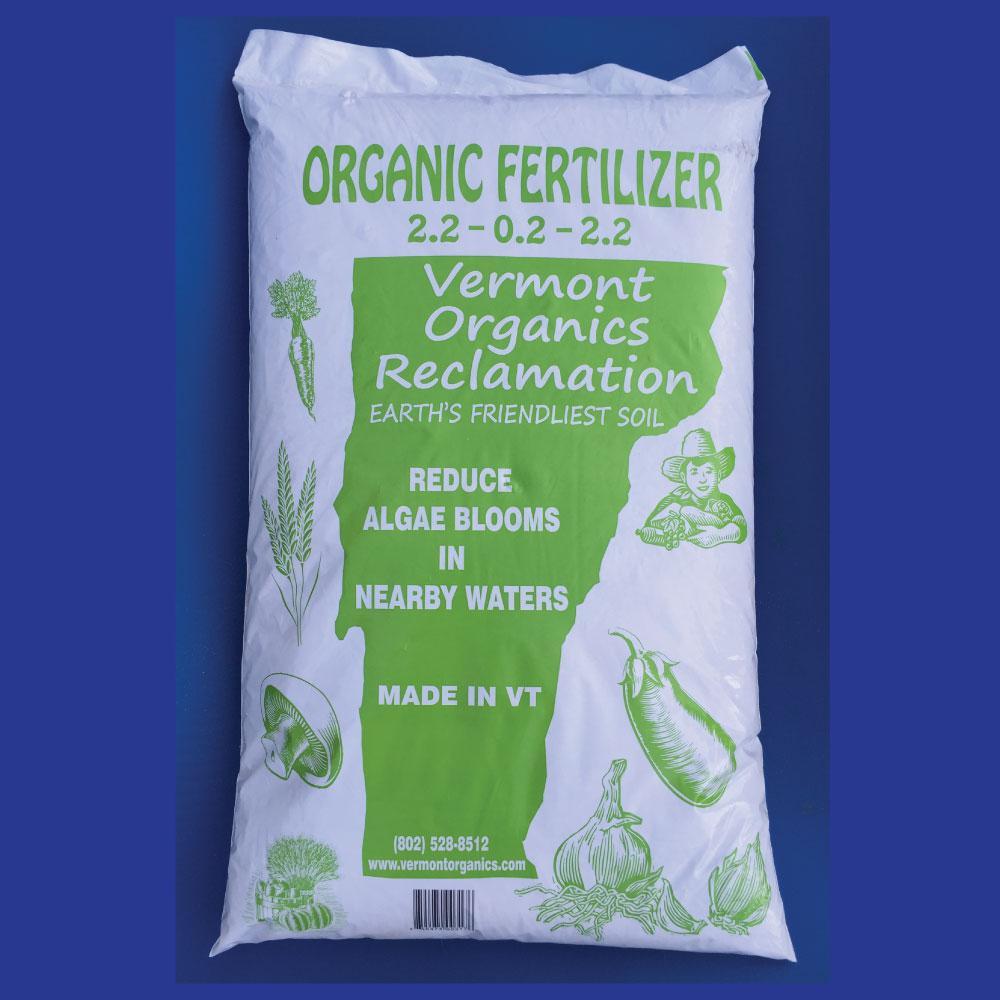 Vermont Organics Reclamation Soil 12 Lb. Organic