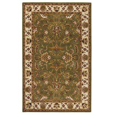 Green - Home Decorators Collection - Area Rugs - Rugs - The Home Depot
