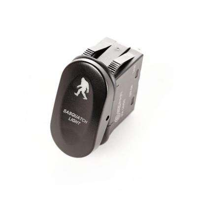 2-Position Sasquatch Lights Rocker Switch