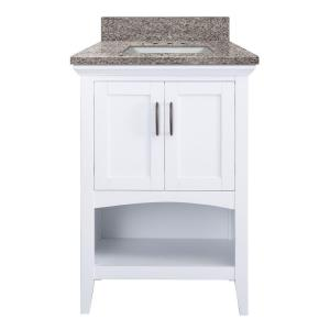 home decorators collection brattleby 25 in w x 22 in d 20583 | home decorators collection vanities with tops lbwv2421 sir 64 300