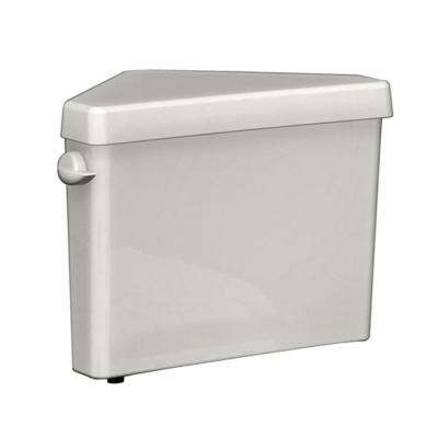 Triangle Cadet Pro 1.6 GPF Single Flush Toilet Tank Only in White