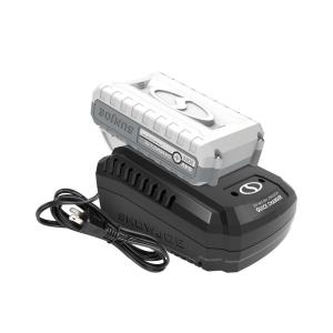 24-Volt iON+ Starter Kit with 2.0 Ah Battery and Quick Charger