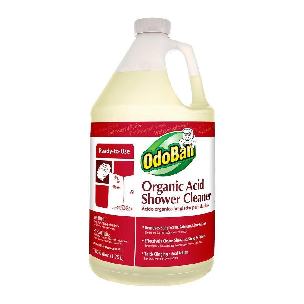 Organic Acid Shower Cleaner