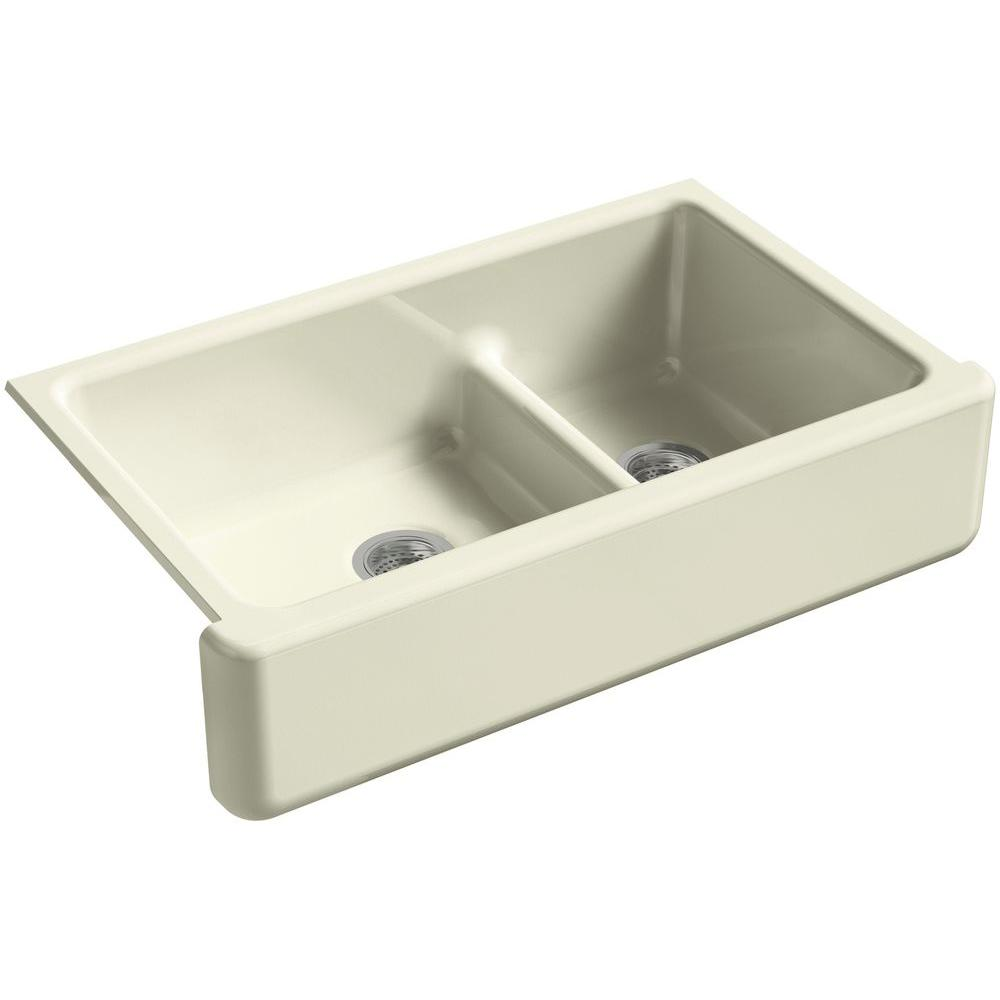 Beige - Farmhouse & Apron Kitchen Sinks - Kitchen Sinks - The Home ...