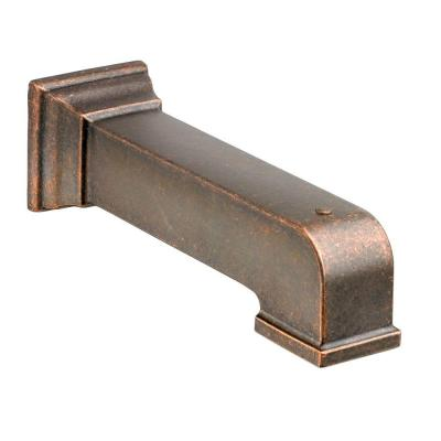 Town Square Slip-On Tub Spout in Oil Rubbed Bronze