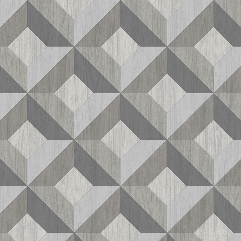 Norwall Dimensonal Diamonds Wallpaper
