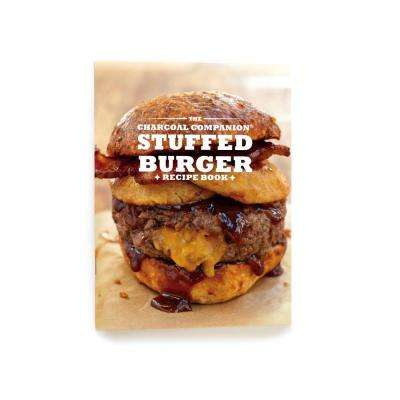 Stuffed Burger Recipe Book