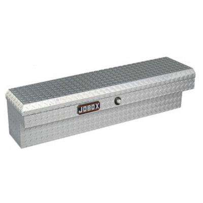 JOBOX 58-1/2 in. Long Aluminum Inner Side Box in Bright