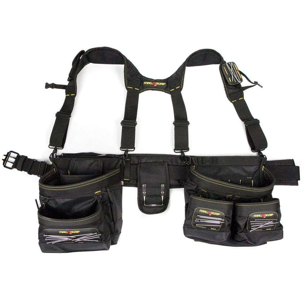 MagnoGrip 33-Pocket Pro Magnetic Tool Suspension Rig