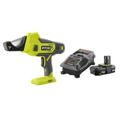 18-Volt ONE+ Pex and PVC Shear Cutter for 1/4 in. to 2 in. with 2.0 Ah Battery and Charger Kit