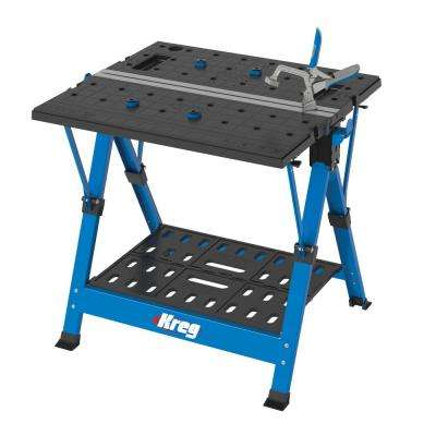 2.6 ft. Portable Workbench