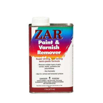 1 pt. Paint and Varnish Remover (2-Pack)