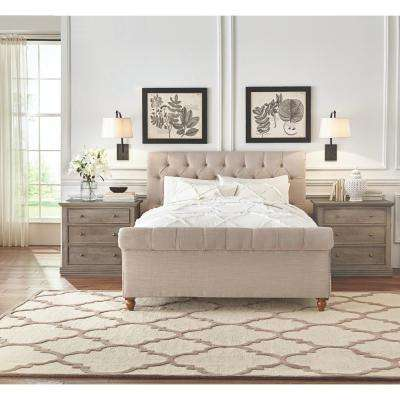 Home Decorators Upholstered Bed