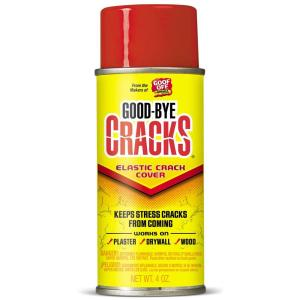 Goof Off 4 Oz Goodbye Cracks Elastic Crack Cover Spray