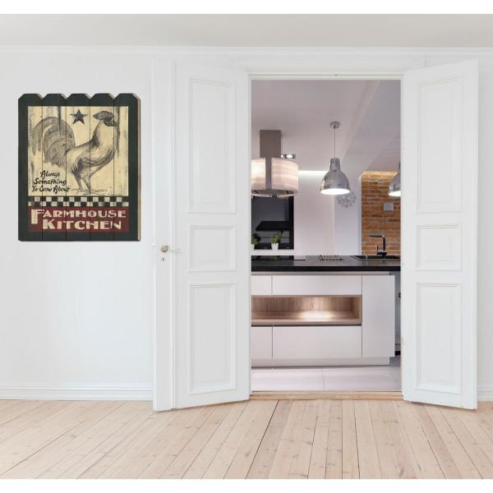 Trendy Decor 4u Farmhouse Kitchen By Linda Spivey Wood Wall Art