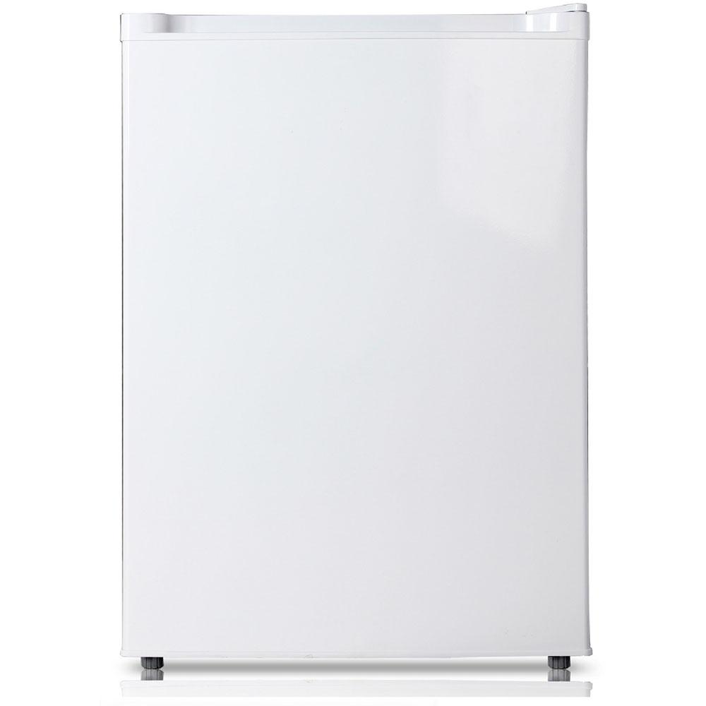 b6a56d3ece1 Midea 4.4 cu. ft. Mini Fridge in White-WHS-160RW1 - The Home Depot
