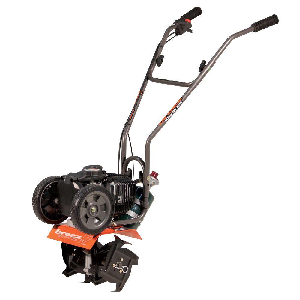 40cc 4-Cycle R2 Propane Tiller