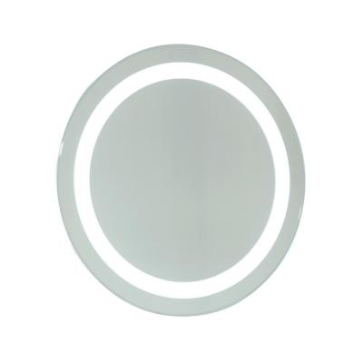 24 in. Round LED Lighted Bathroom Vanity Mirror with Touch Sensor Switch