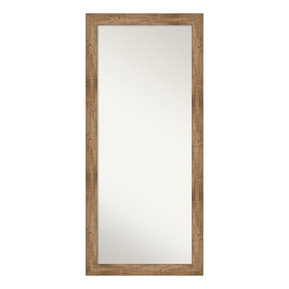 Owl Brown Floor/Leaner Mirror