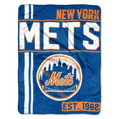Mets Multi Color Polyester Walk off Micro