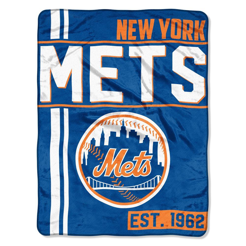 New York Mets Polyester Throw Blanket