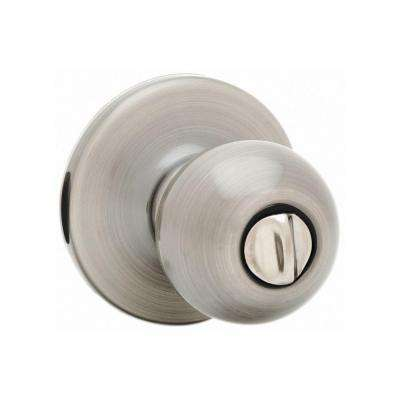 Polo Satin Nickel Bed/Bath Knob