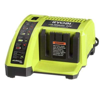 24-Volt Lithium-Ion Charger